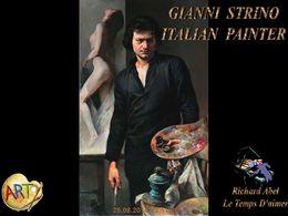 diaporama pps Gianni Strino 1953 italian painter