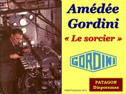 diaporama pps Amédée Gordini – Le sorcier