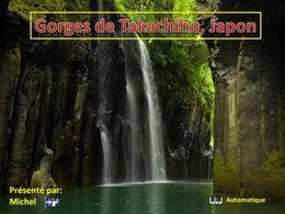diaporama pps Gorges de Takachiho Japon