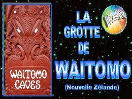 diaporama pps Grotte de Waitomo