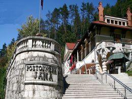 diaporama pps Grotte Postojna – Slovénie