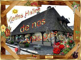 diaporama pps Halles d'autrefois