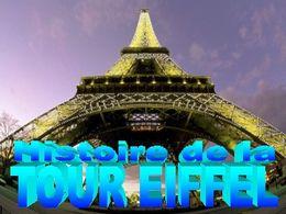 diaporama pps Histoire de la Tour Eiffel