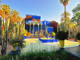 diaporama pps Jardin Majorelle Maroco