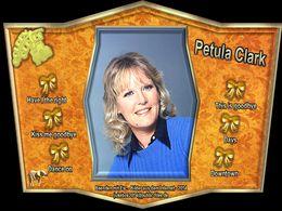 diaporama pps Petula Clark 1