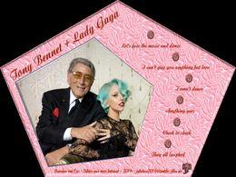 diaporama pps Tony Bennet et Lady Gaga 1