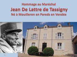 diaporama pps Jean de Lattre de Tassigny