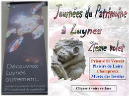 diaporama pps Journée du patrimoine Luynes N°2