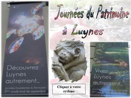 diaporama pps Journées patrimoine Luynes
