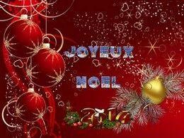 diaporama pps Joyeux Noël 2014