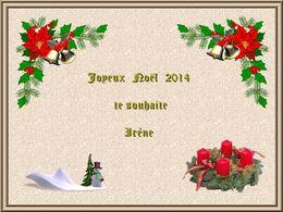 diaporama pps Joyeux Noël 2014 – Paysages
