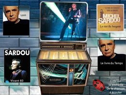 diaporama pps Jukebox Michel Sardou 2