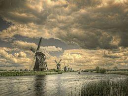diaporama pps Kinderdijk Netherlands
