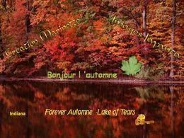 diaporama pps L'automne dans le monde