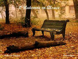 diaporama pps L'automne en alsace
