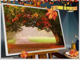 diaporama pps L'automne en peinture