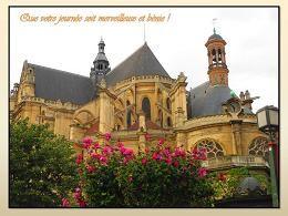diaporama pps L'église Saint Eustache