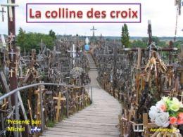 diaporama pps La colline des croix