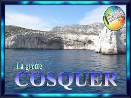 diaporama pps La grotte Cosquer
