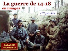 diaporama pps La guerre de 14-18 1ère partie