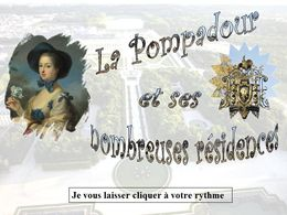 diaporama pps La Pompadour