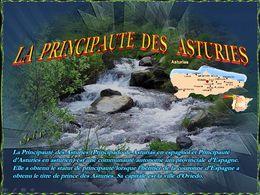 diaporama pps La principauté des Asturies