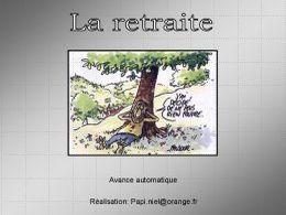 diaporama pps La retraite