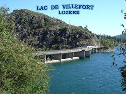 diaporama pps Lac de Villefort – Lozère