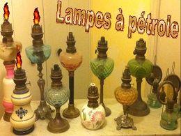 diaporama pps Lampes à pétrole