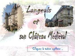 diaporama pps Langeais et son château médiéval