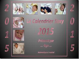 diaporama pps Le calendrier sexy 2015
