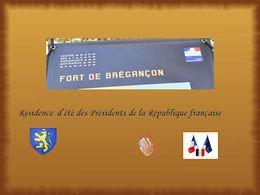 diaporama pps Le fort de Brégançon