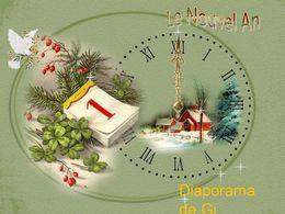 diaporama pps Le nouvel an