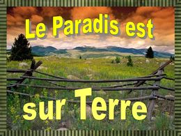 diaporama pps Le paradis sur terre