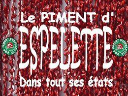 diaporama pps Le piment d'Espelette