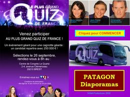 diaporama pps Le plus grand quizz de France