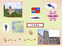diaporama pps Le village de Viens