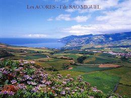 diaporama pps Les Açores – São Miguel et Flores