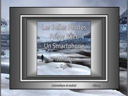 diaporama pps Belles photos prisent avec smartphone