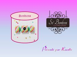 diaporama pps Les bonbons