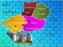 diaporama pps Les châteaux de la Loire 3