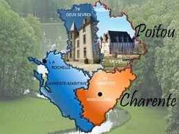 diaporama pps Les châteaux en Poitou-Charente