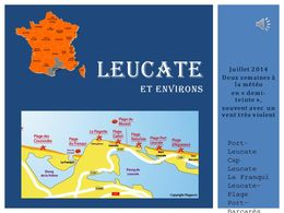 diaporama pps Leucate et environs