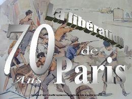 diaporama pps Libération de Paris