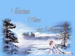 diaporama pps Manteau blanc des Vosges
