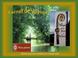 diaporama pps Marais poitevin – abbaye maillezais