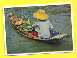 diaporama pps Marché flottant de Thaïlande