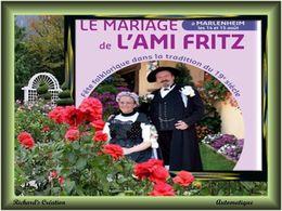diaporama pps Le mariage de l'ami Fritz