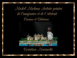 diaporama pps Michel Michaux artiste peintre