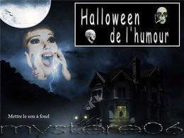 diaporama pps Halloween de l'humour